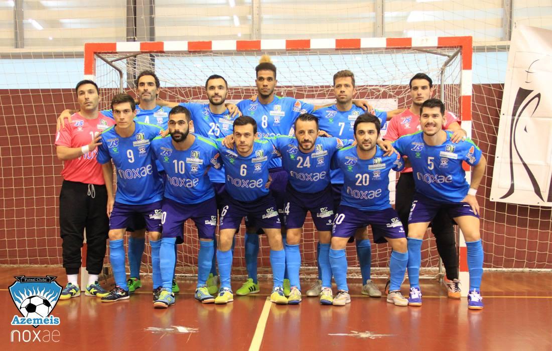 39b225fd25e01 AFATV - Notícia - Futsal Azeméis garante presença histórica na Taça da Liga