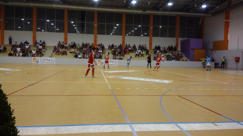 c5d007a3d9c2e Está definido o quadro das meias-finais da Taça de Honra de Aveiro. O  triunfo do Futsal Azeméis